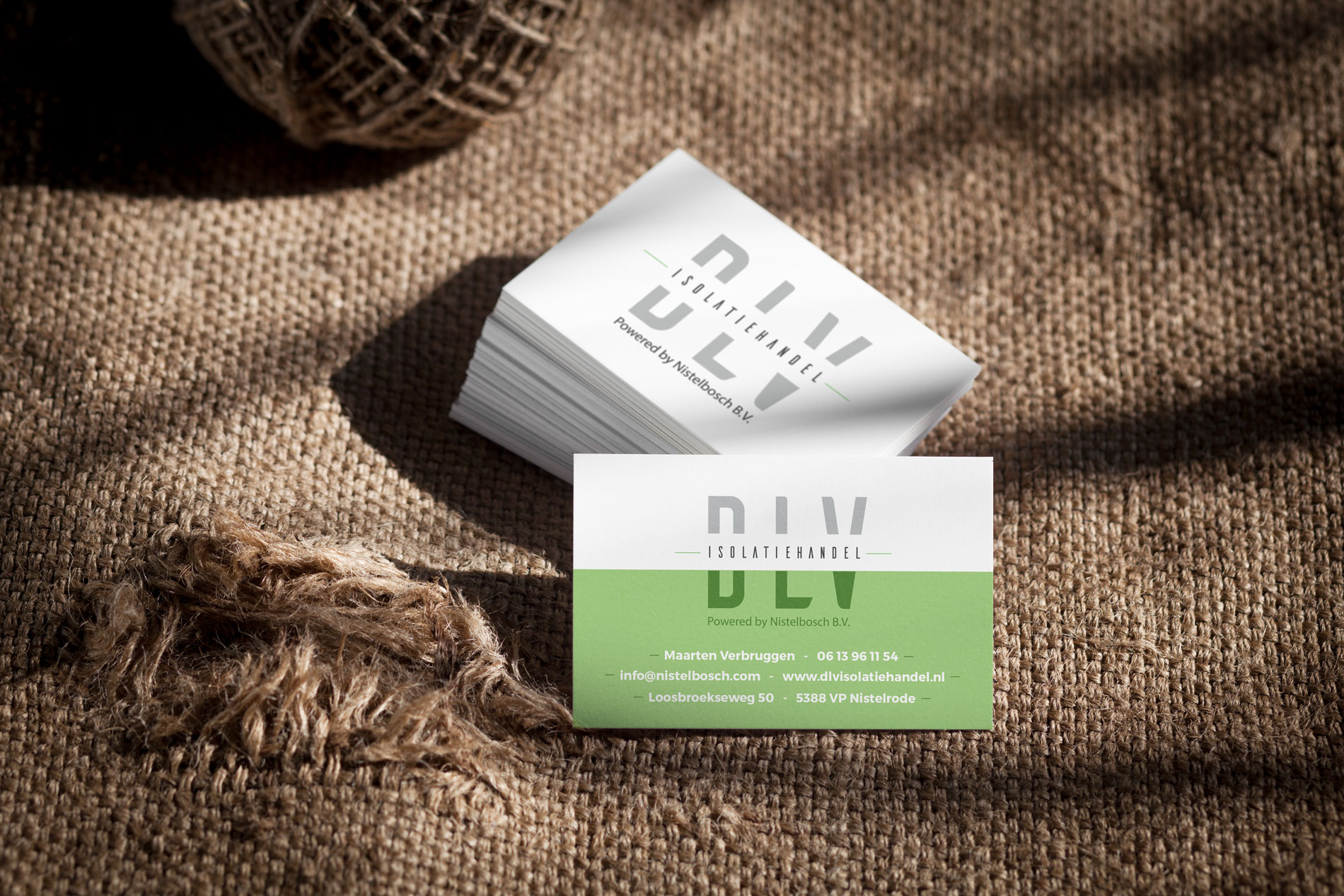 dlv-isolatiehandel-business-cards