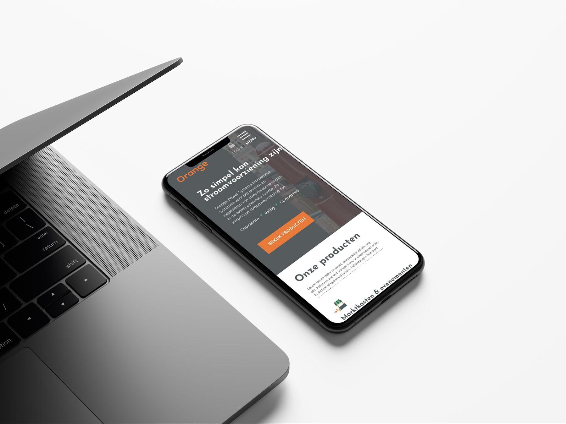 mobile-orange